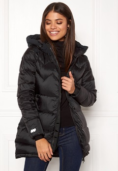 Mountain Works Cocoon Down Parka 001 Black Bubbleroom.se