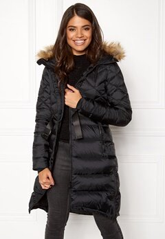 Mountain Works Foxy Lace Down Coat Black Bubbleroom.fi
