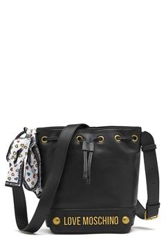 Love Moschino Mule Bag 000 Black Bubbleroom.se