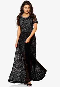 Make Way Yara Dress Black/Grey Bubbleroom.no