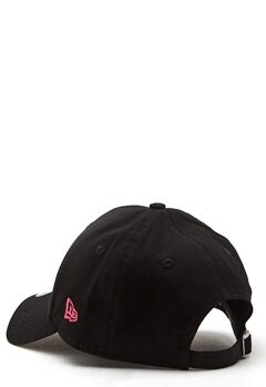 New Era 940 Leag Basic NEYYAN Black/Pink Bubbleroom.fi