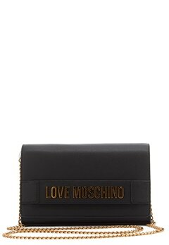 Love Moschino New Evening Bag 000 Black Bubbleroom.se