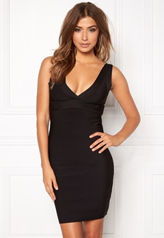 ONLY New Fit S/L Dress Black Bubbleroom.no