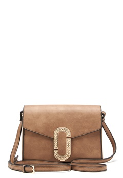 Gessy New Lilian Bag Khaki Bubbleroom.se