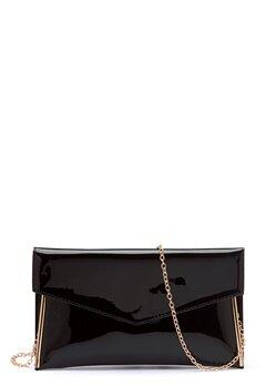 New Look Alana Asym Clutch Black Bubbleroom.se