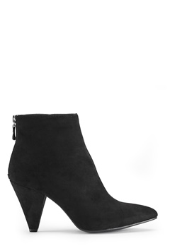 New Look Ankle Cone Point Shoes Black Bubbleroom.se