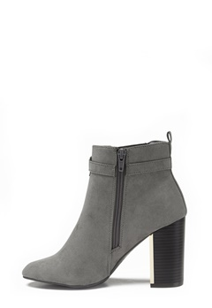 New Look Bambam Metal Heel Grey Bubbleroom.fi