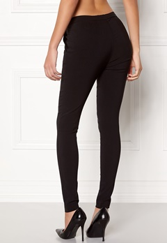 New Look Bengaline Slim Leggings Black Bubbleroom.fi