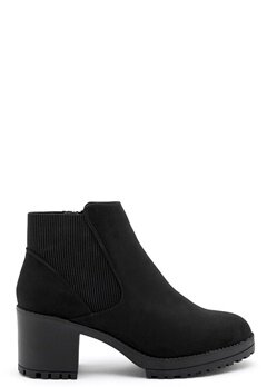 New Look Chunky Chelsea Boot Black Bubbleroom.se