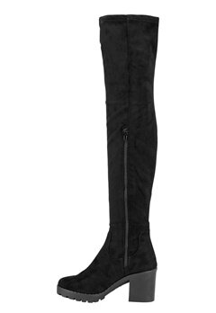 New Look Columbine Boots Black Bubbleroom.no