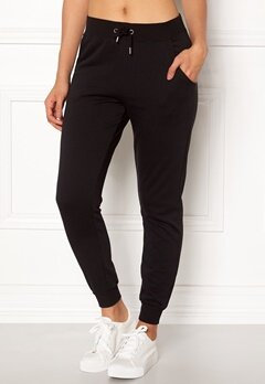 New Look D Basic Slim Joggers Black Bubbleroom.no
