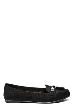 New Look Knicked Loafer Black Bubbleroom.se