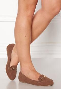 New Look Lingo Shoes Tan Bubbleroom.se