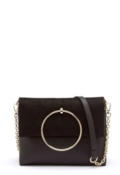 New Look Matilda Metal Handle Bag Black Bubbleroom.se