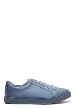 New Look Matin Satin Lace Up Blue Bubbleroom.fi