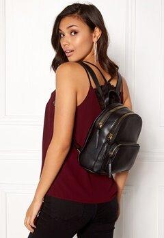 New Look Mini Chunky Zip Bag Black Bubbleroom.se