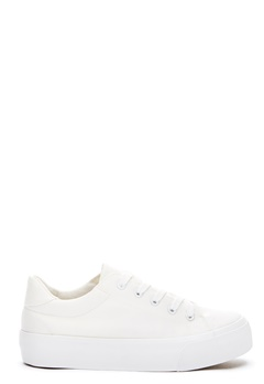 New Look Molossal Sole White Bubbleroom.fi