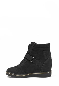 New Look Mudge wedge shoe Black Bubbleroom.fi