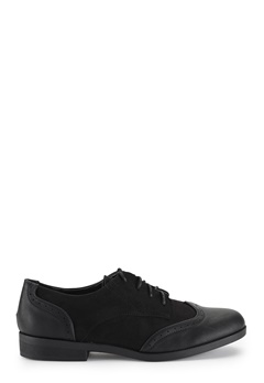 New Look Mx Brogue Black Bubbleroom.fi