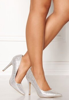 New Look Scooch 4 Heel Shoes Silver Bubbleroom.se