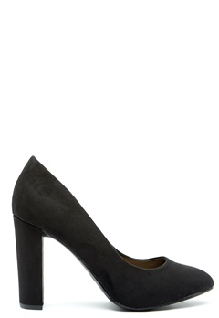 New Look Sharona Heel Shoes Black Bubbleroom.se