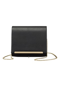 New Look Shelby Boxy Strap Bag Black Bubbleroom.se