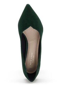 New Look Skal Shoes Dark Green Bubbleroom.se