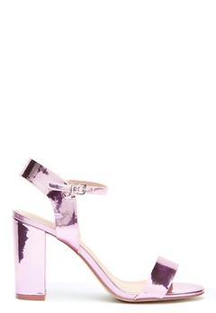 New Look Strike 4 Mirror PU Sandal Pink Bubbleroom.se