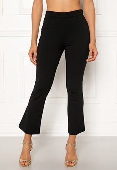 OBJECT Nicky 7/8 Slim Pant Black Bubbleroom.se