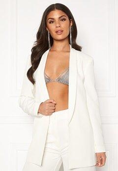 Nicole Falciani X Bubbleroom Nicole Falciani Suit Jacket White Bubbleroom.se