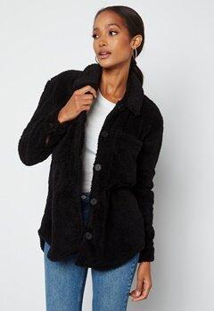 Noisy May Suzzi L/S Jacket Black bubbleroom.se