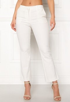 TIGER OF SWEDEN Noora 2 Trousers 09S Star White Bubbleroom.se