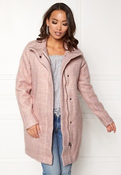 OBJECT Noria Coat Hushed Violet Bubbleroom.eu