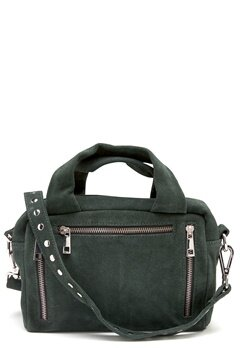 Nunoo Donna New Suede Bag Green Bubbleroom.se
