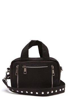 Nunoo Mini Donna Urban Bag Black w.Diamonds Bubbleroom.se
