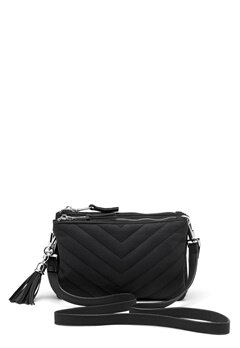 OBJECT Adelle PU Quilted Bag Black Bubbleroom.se