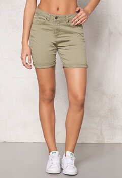 OBJECT Ally Canvas Shorts Dried Herb Bubbleroom.no