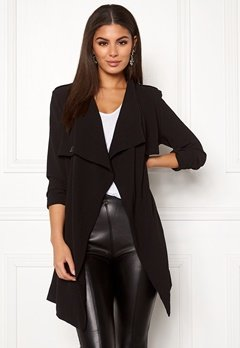 OBJECT Ann Lee Short Jacket Black Bubbleroom.se