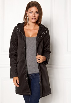 OBJECT Barbara Jacket Black Bubbleroom.se