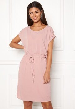 OBJECT Bay Dallas S/S Dress Adobe Rose Bubbleroom.se