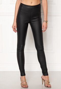 OBJECT Belle Coated Legging Black Bubbleroom.eu