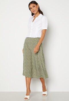 OBJECT Celeste Skirt Deep Lichen Green AO Bubbleroom.se