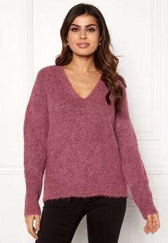 OBJECT Chris L/S Knit Pullover Malaga Bubbleroom.se