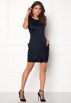 OBJECT Emma Shady S/S Dress Sky Captain Bubbleroom.se