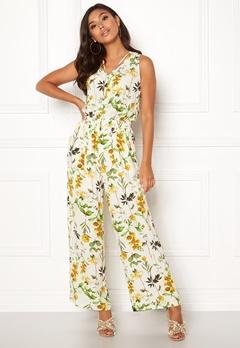 OBJECT Floressa S/L Jumpsuit Gardenia Bubbleroom.se