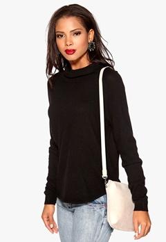 OBJECT Ilse Knit Pullover Black Bubbleroom.se