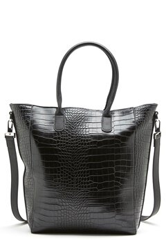 OBJECT Ivy PU Shopper Black Bubbleroom.se