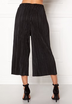 OBJECT Jacobina mw Coulotte Pant Black Bubbleroom.se