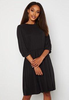 OBJECT Jannie 3/4 Dress Black Bubbleroom.se