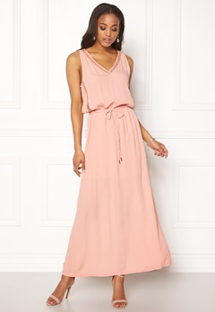 OBJECT Josephine s/l Maxi Dress Misty Rose Bubbleroom.se